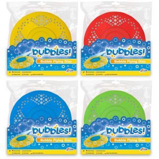 Bubble Frisbee Color