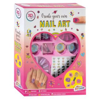 Make your own Nail Decoration