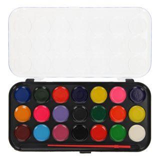 Watercolor box, 21kl