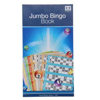 Cards block Bingo, 480st
