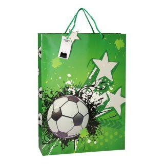 Jouet-Plus Sac cadeau Football XL