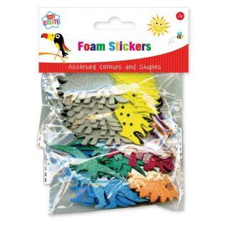Foam Stickers - Dinosaur