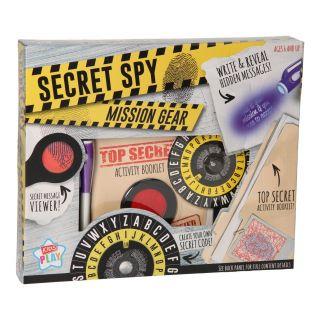 Secret Agent Playset