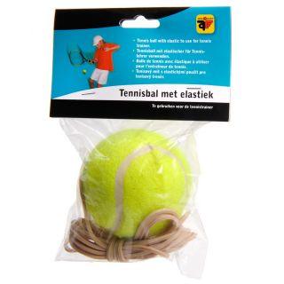 Jouet-Plus Balle de Tennis avec élastique