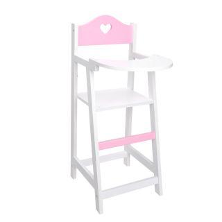Jouet-Plus Chaise de poupées en bois