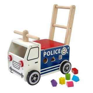 I'm Toy Running and Pushing Police