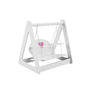 Wooden Dolls Rocking Chair