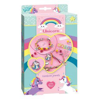 Totum Unicorn - Making Rainbow Jewelry
