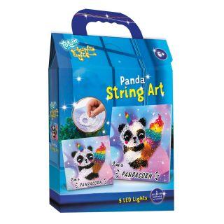 Totum Bright Lights - Create your own Panda String Art