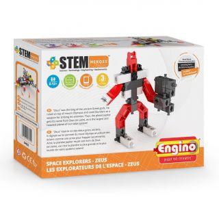 Engino STEM Heroes Space Explorers - Zeus