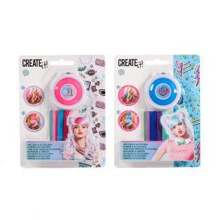 Create It! Hair Chalks & Hair Accessories Galaxy Neon