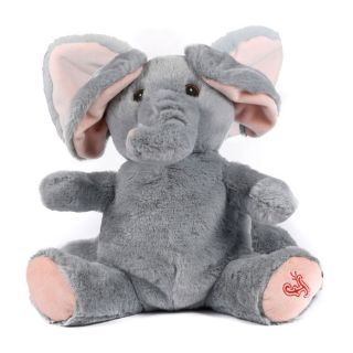 Flappers Backpack Elephant Eco Plush
