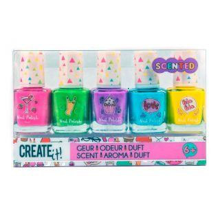 Create It! Nail polish Fragrance, 5pcs.