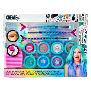 Create It! Eyeshadow Mermaid