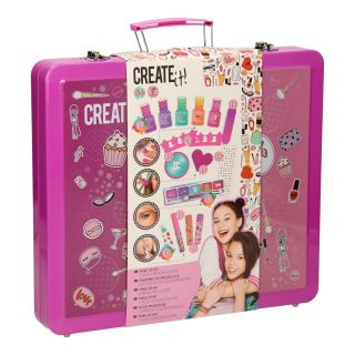 Create It! Make-up Set in Luxury Suitcase