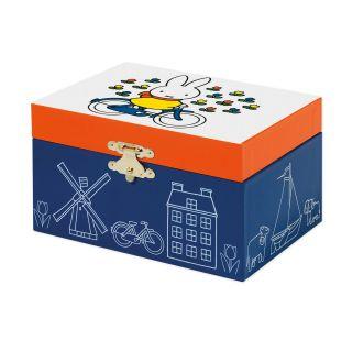 Miffy Jewelry Box with Music