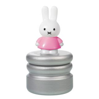 Miffy Tooth Box Pink