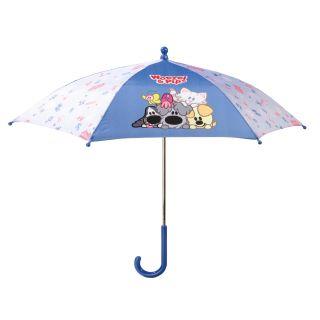 Woezel & Pip Umbrella - Blue