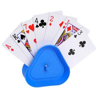 Jouet-Plus Porte-cartes à jouer, modèle aléatoire 390811