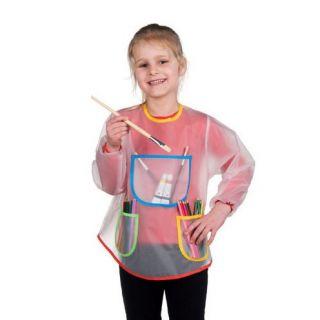 Jouet-Plus Tablier de peinture pour enfants, 3-6 ans