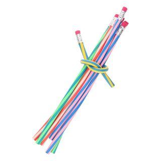 Jouet-Plus Crayons flexibles, 7pcs