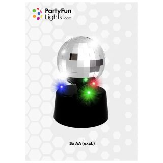 Disco ball with Light
