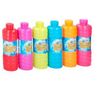 Jouet-Plus Recharge pour souffleur à bulles, 1 litre