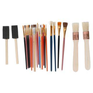 Brush set, 25 pcs.