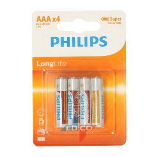 Philips Battery R3 AAA Long Life