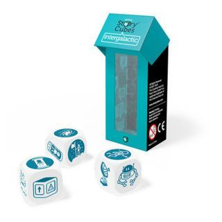 Rory's Story Cubes Intergalactic