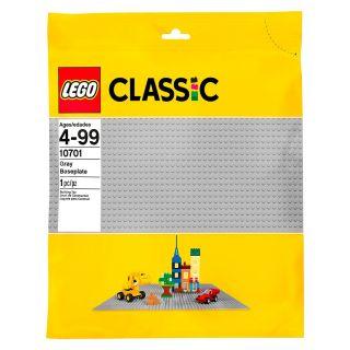 LEGO Classic 10701 Grey paper model