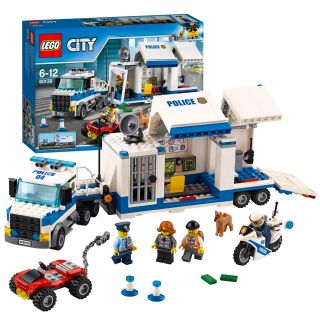 LEGO City 60139 Mobile Command Central