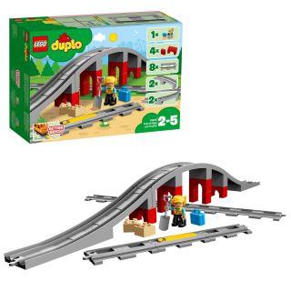 LEGO DUPLO 10872 Railway bridge and Rails