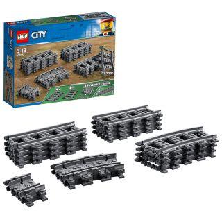 LEGO City 60205 Train tracks