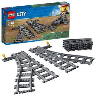 LEGO City Train 60238 Substitutes