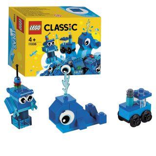 LEGO Classic 11006 Creative Blue Stones