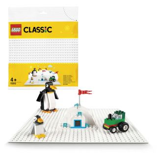 LEGO Classic 11010 White Construction Plate