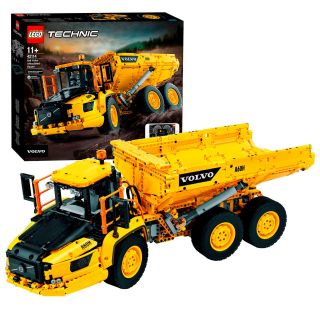 LEGO Technic 42114 Volvo 6x6 Truck with Tipping Trailer
