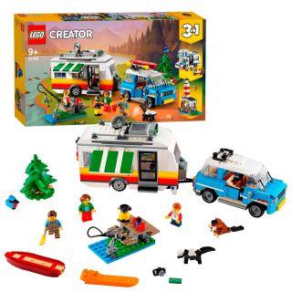 LEGO Creator 31108 Family Vacation with Caravan
