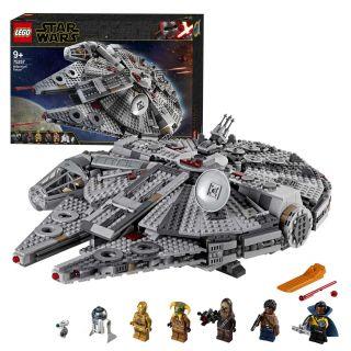 LEGO Star Wars 75257 Millennium Falcon V29