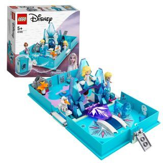 LEGO Disney Princess 43189 Elsa and the Nokk Story Adventures