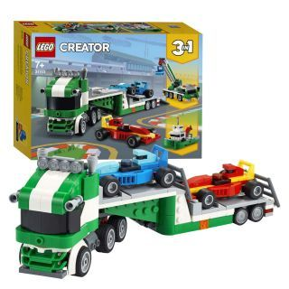 LEGO Creator 31113 Race Car Transport Vehicle