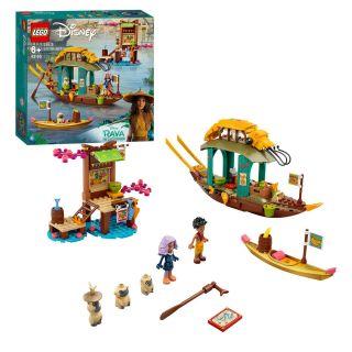 Lego Disney Princess 43185 Boun's boat