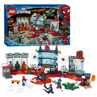 Lego Super Heroes 76175 Attack on the Spider Lair