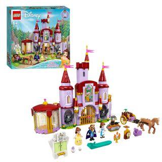 LEGO Disney Princess 43196 Beauty and the Beast Castle