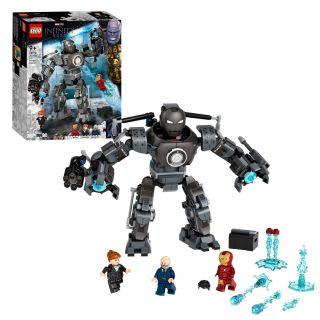 LEGO Super Heroes 76190 Iron Man Iron Monger Mayhem