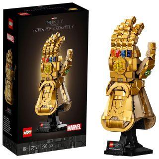 LEGO Super Heroes 76191 Infinity Gauntlet