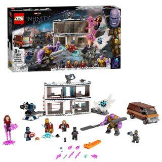 LEGO Super Heroes 76192 Avengers Endgame Final Battle