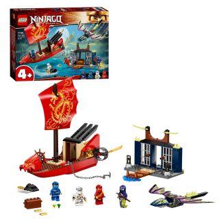 LEGO Ninjago 71749 Last Journey of Destiny's Bounty