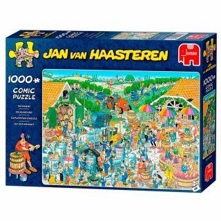 Jan van Haasteren Puzzle - The Winery, 1000pcs.